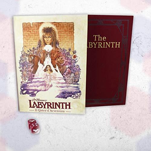 Asmodee Need Games - Labyrinth, il Gioco d'Avventura - Gioco di Ruolo, Edizione in Italiano (5090)