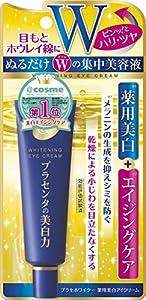 MEISHOKU Japanese Placenta Whitening & Aging Care Eye Cream 30g