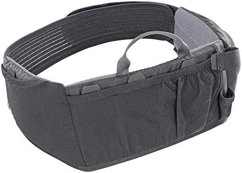 open box no tags 1.5L Bladder Black//Carbon Grey Bag Evoc Hip Pack Pro 3L