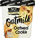 SO DELICIOUS Oatmeal Cookie Non Dairy Dessert, 1 PT