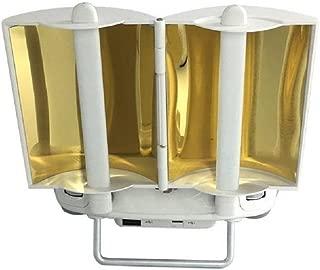 Hooshion Folding Antenna Signal Range Booster Signal Range Extender for DJI Phantom 3 Pro Advanced Standard/Phantom4 4Pro 4Pro+ Advanced Advanced+/Inspire 1 Controller