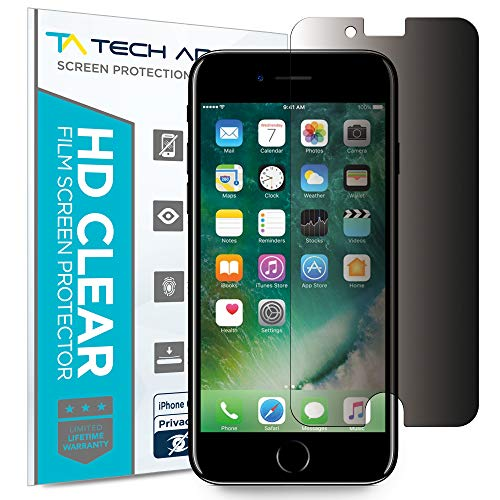Tech Armor 4Way 360 Degree Privacy Film Screen Protector for Apple iPhone 6S Plus iPhone 6 Plus (5.5-inch) [1-Pack]