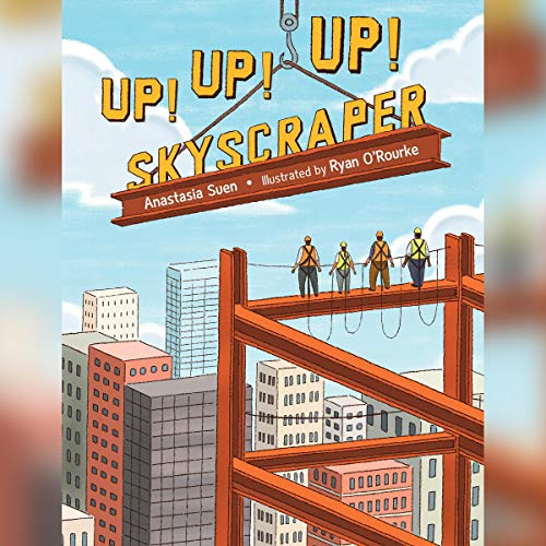 Up! Up! Up! Skyscraper cover art