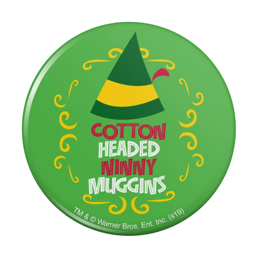 Elf Cotton Headed Ninny Super popular specialty store Muggins Cosmet Hand Purse Compact Ranking TOP10 Pocket