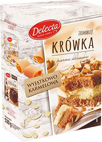 Delecta Krowka 530g Kuchen