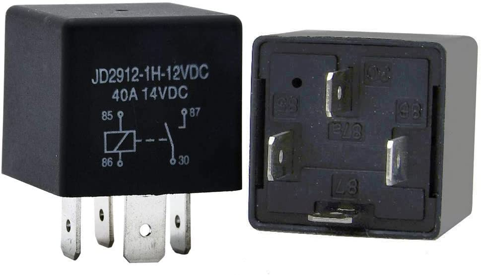 2 Pack Spotlight Changeover Switches Starters 12V Relay SP Pin Attention brand 4 Cheap