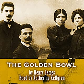 The Golden Bowl cover art
