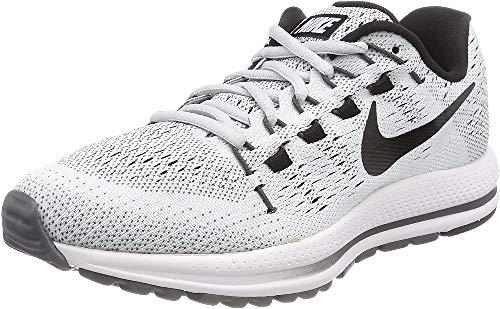 Nike W Air Zoom Vomero 12 TB, Scarpe Running Donna, Grigio (Platine Pur/Gris Foncé/Noir), 39 EU