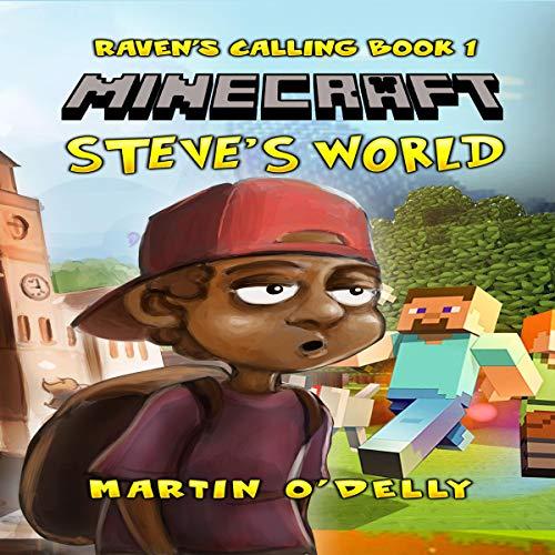 Steve's World cover art