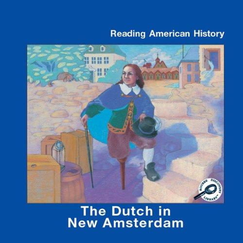 Dutch in New Amsterdam audiobook cover art