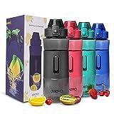 Best Fruit Infuser Water Bottles - Opard Fruit Infuser Water Bottle, 28 oz BPA Review