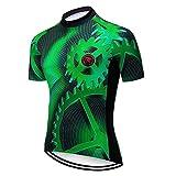 XIANNV DP Cyclisme Vêtements Équipe Cyclisme Cuissard Pad De Gel De Maillot Hommes Vêtements De Cyclisme Pro Été (Color : Cycling Jerseys5, Size : M)