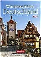 Wunderschoenes Deutschland Kalender 2021: Wochenkalender mit Zitaten