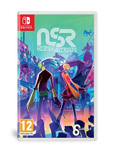 No Straight Roads - Nintendo Switch, Standard