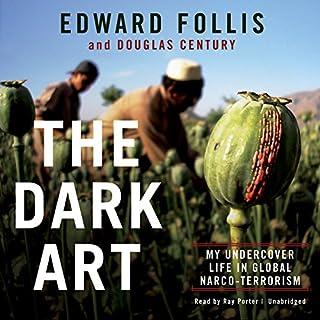 The Dark Art audiobook cover art