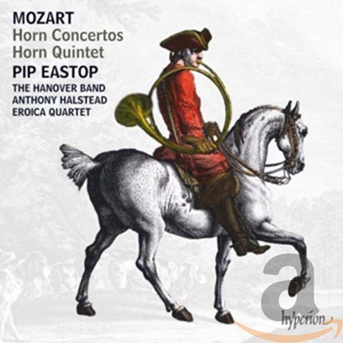 Mozart: Hornkonzerte - Hornkonzerte KV 412/417/447/495/Hornquintett KV 407