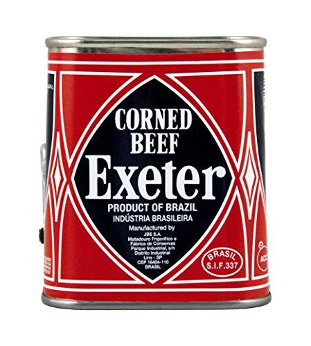 Exeter Pack Carne en Conserva, 340 Gramos