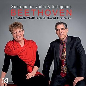 Beethoven: Sonatas for Violin and Fortepiano, Vol. 2
