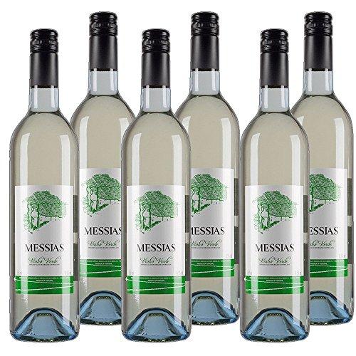 Vinho Verde Messias Branco Weißwein Portugal 2018 trocken (6x 0.75 l)