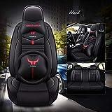 QIONGS Voiture Seat Cover,Housse de siège de Voiture en Cuir de pour Baleno Jimny...