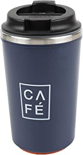 Skylife Stainless Steel Vacuum Insulated Tumbler Cups with Spill Proof Lid 300 ml - Double Wall Travel Mug Gifts Water Cof...