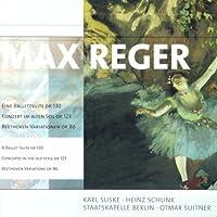 Ballet Suite by Reger (2005-10-01)