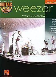 Guitar Play-Along Vol.106 Weezer + Cd