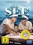 Zur See: DDR TV-Archiv / Die komplette Serie inkl. Seesack [4 DVDs]