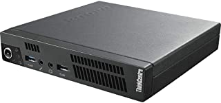 Lenovo M92p Tiny Computer Ultra Small Micro PC (Intel Core i5-3470T, WiFi, USB 3.0, VGA, HDMI) Built Your Own Computer Up to 16GB Ram, 512GB SSD (Renewed)