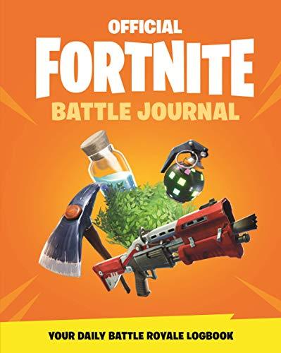 FORTNITE (Official): Battle Journal (Official Fortnite Books)