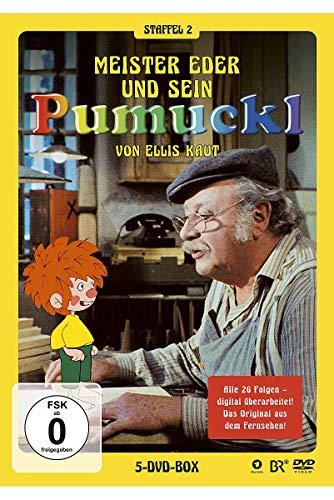 Meister Eder und sein Pumuckl - Staffel 2 [5 DVDs]