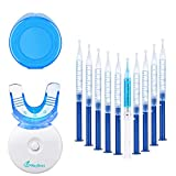 MayBeau Teeth Whitening Kit Teeth Whitening Gel 10 Minutes a Day Removes Stains