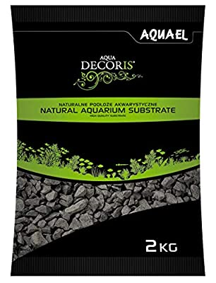 Aquael Kies-Basalt 2–4mm–2kg