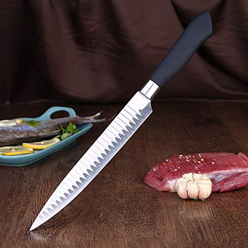 Juego de cuchillos de cocina Cuchillo de cocina profesional multifuncional Cabrador de acero inoxidable Cuchillo de fruta de peeling Cuchillo de cocina Herramienta de cocina