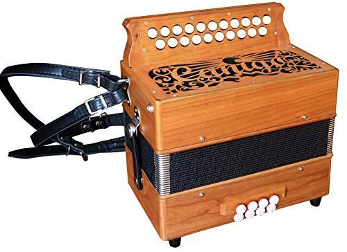 Canigó AC-CAN02 Diatonisches Akkordeon