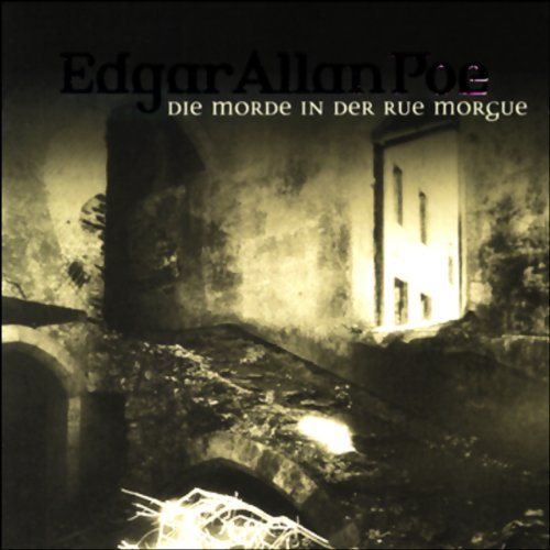 Die Morde in der Rue Morgue audiobook cover art