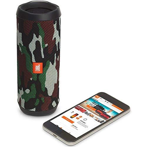 Haut-parleur Bluetooth JBL FLIP 4 Camouflage - 3