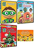 Super Why!: TV Series - The Super Reader Collection - Episodes + Interactive Games, Music Videos, Printable Coloring Pages, & More! + Bonus Sticker