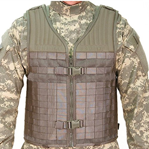 BLACKHAWK S.T.R.I.K.E. Elite Vest - Black