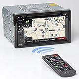 BOSS Audio In-Dash CD/DVD/DM Bluetooth Receiver BV9386NV (Renewed)