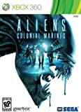 Sega Aliens: Colonial Marines First Person Shooter - DVD-ROM - Xbox 360