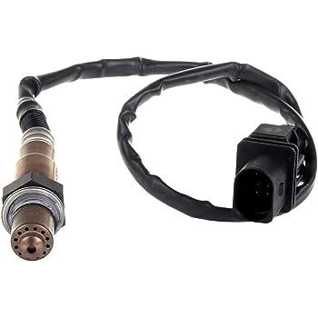 ROADFAR O2 Oxygen Sensor Upstream 234-5107 fit for Audi A3/A3 Quattro/TT/TT Quattro, for VW CC/Eos/Golf/GTI/Jetta/Passat/Passat CC 250-25035 Heated O2 Sensor Air Fuel Ratio Sensor