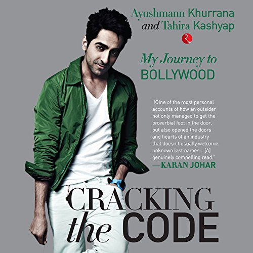 Cracking the Code audiobook cover art