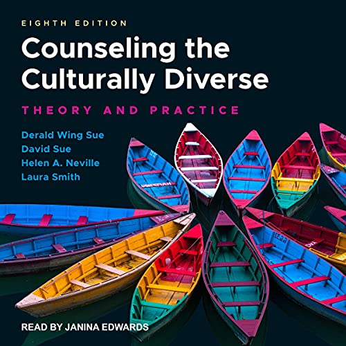 Counseling the Culturally Diverse, 8th Edition cover art
