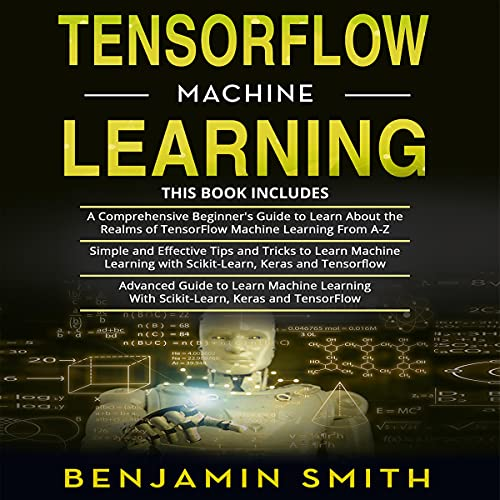 Tensorflow Machine Learning: 3 in 1 cover art