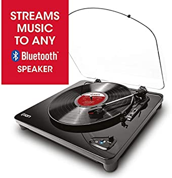 Ion Audio Air LP 3-Speed Belt Drive Bluetooth Turntable