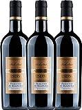 VINELLO 3er Weinpaket Primitivo - Primitivo di Manduria Riserva 2016
