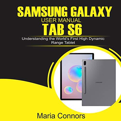 Couverture de Samsung Galaxy User Manual Tab S6