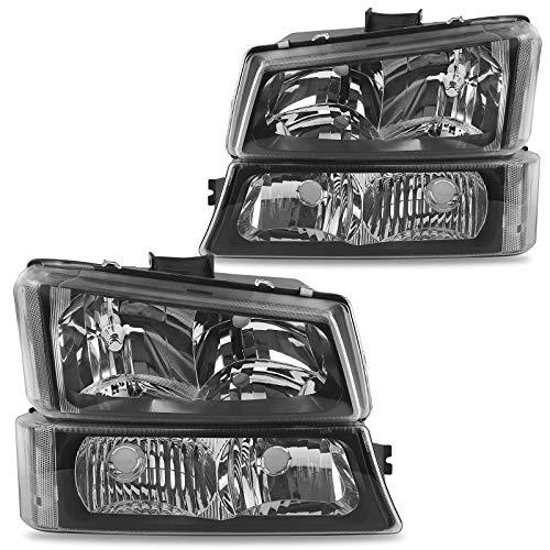 03 avalanche led headlights - 2