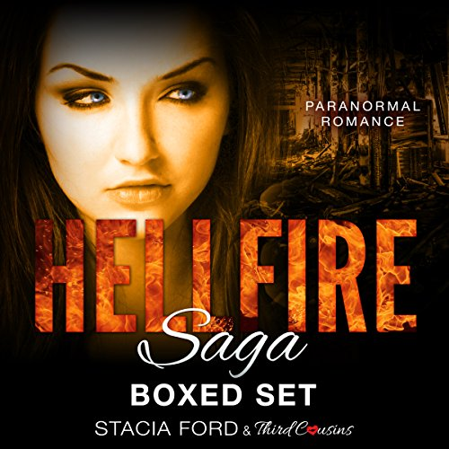 Hellfire Saga: Boxed Set audiobook cover art